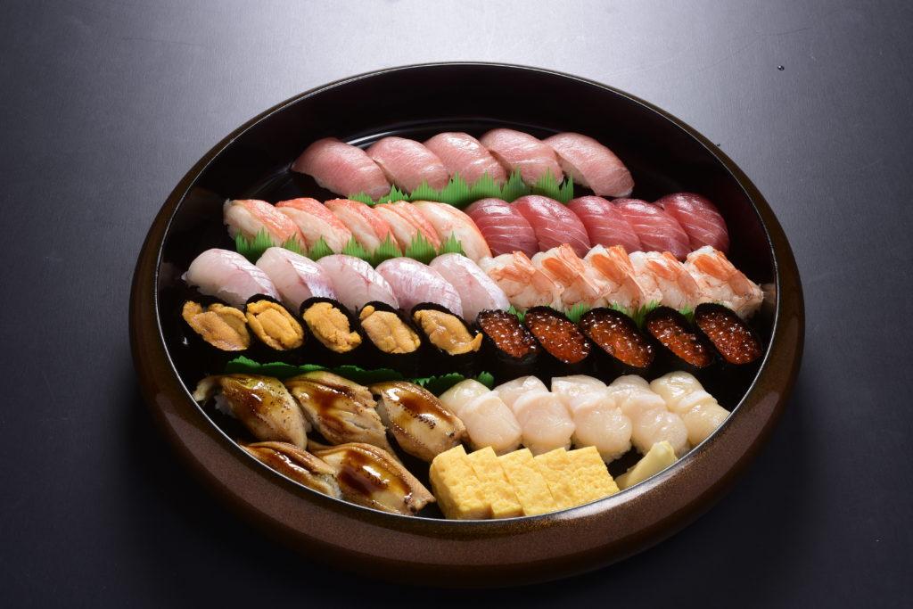 超特選寿司盛り極5人前
